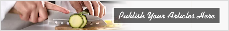 publish your guest posts about popular recipes